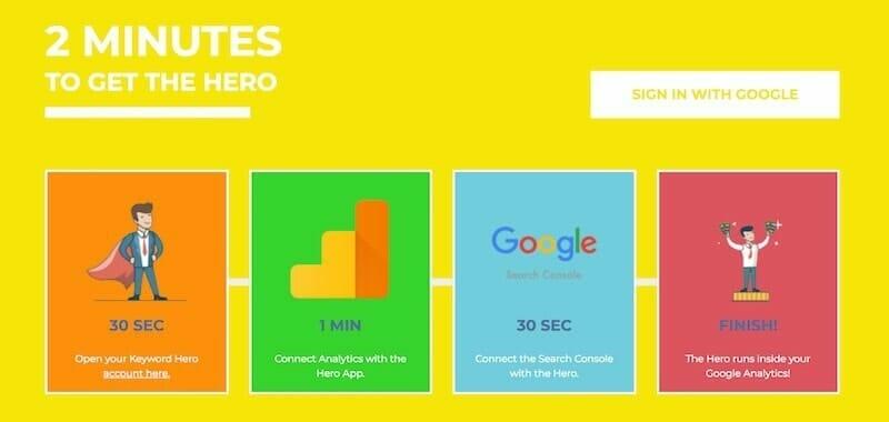 Keyword Hero Review: Installing Keyword Hero
