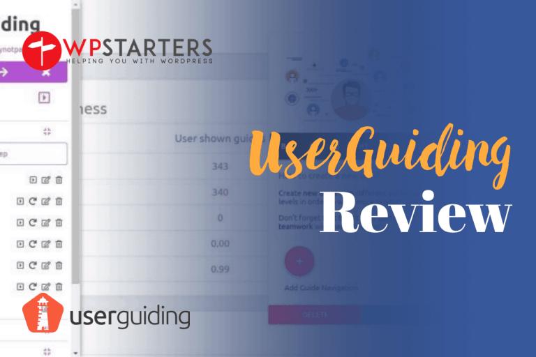 UserGuiding Review