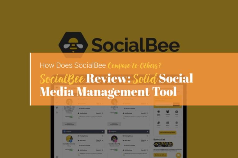 socialbee review 2020