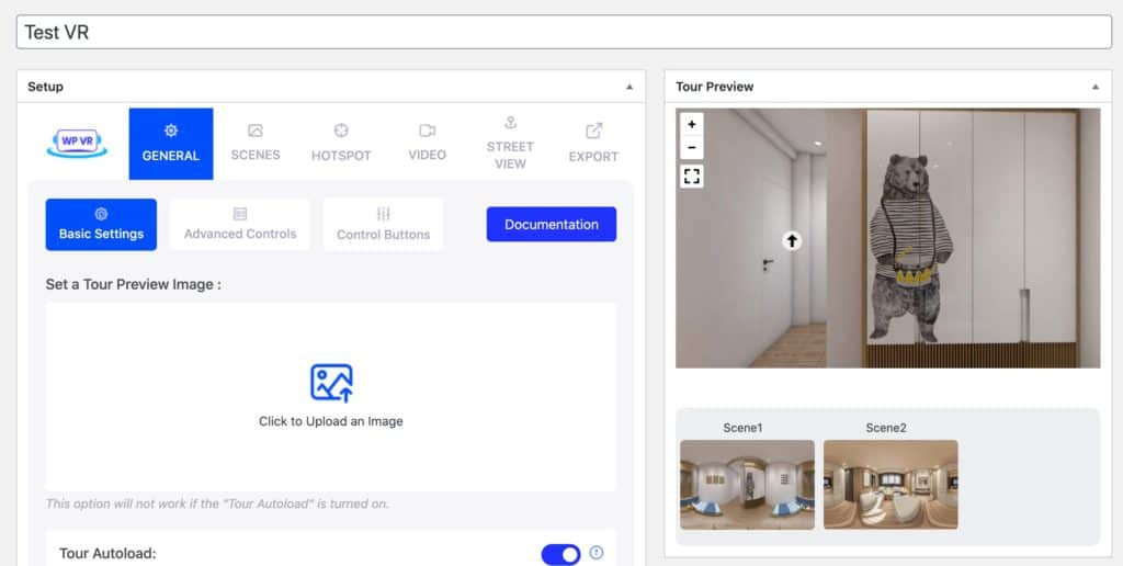 Easily create a virtual tour on your WordPress site with WPVR