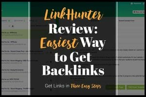 Linkhunter Review